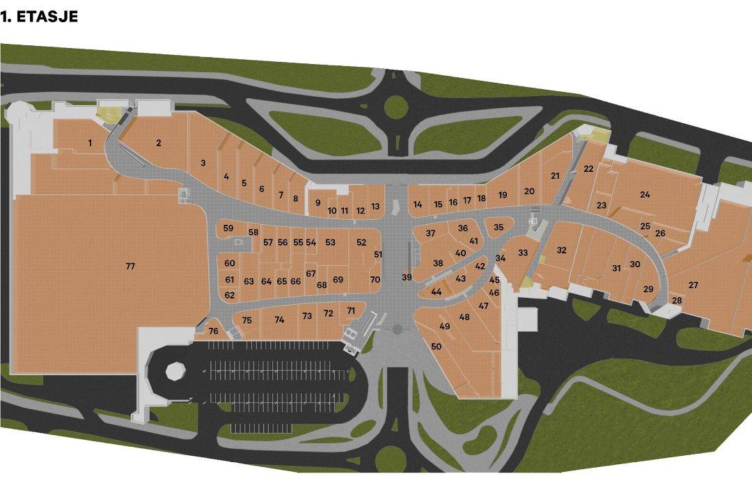 kvadrat kart Avisa Nordland   City Nord ikke lenger størst i nord kvadrat kart