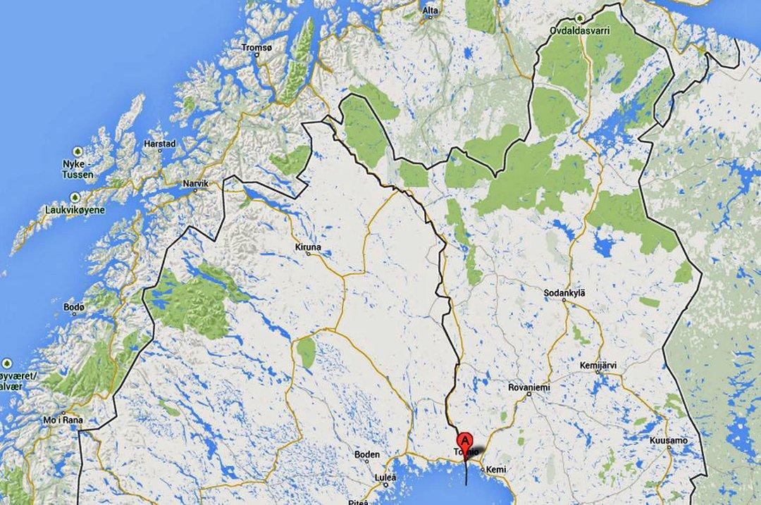 kart over sørvest sverige Avisa Nordland     Bilen kom over i feil kjørebane kart over sørvest sverige