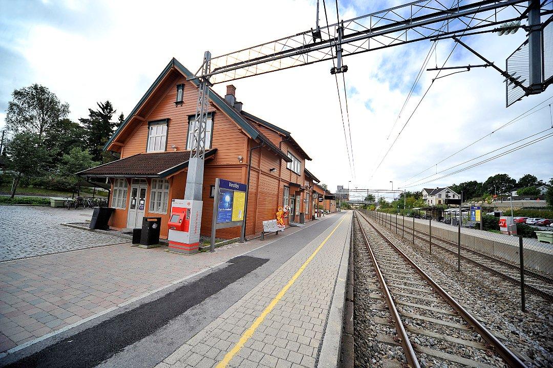 vestby stasjon