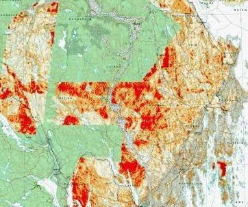 statens strålevern radon kart Telemarksavisa   Har laget radonkart statens strålevern radon kart