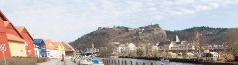 14åringen ble ranet på brygga bak Tista-senteret.
