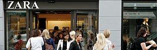 Klesbutikk-kjeden Zara åpnet sin første filial i Norge i Oslo i august.