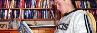 Lesevansker er ofte arvelig.