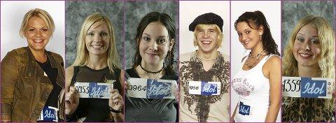 Isabella Leroy, Guro Dugstad, Tone Anette Elde, Håkon Njøten, Oda Evjen Gjøvåg og Linn Solemdal Larsen.
