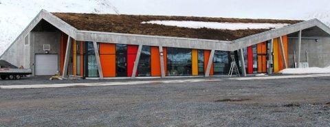 Kontrollstasjonen ved Lofast-krysset. (Arkivfoto)