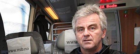 Konsernsjef Leif Finsveen i SKS leverer 90 millioner til eierne.