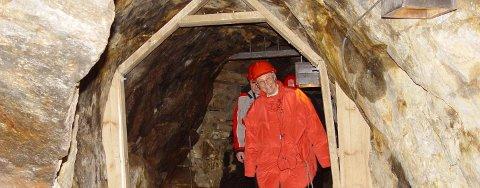 Tone Sinding Steinsvik slår på stortromma når Koboltgruvene åpner lørdag.