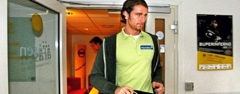 UT: Heinz Müller har trolig spilt sin siste kamp for LSK.