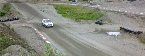 Henriette Andersen(16) fra Stamsund kjørte inn til en 38.plass i landsfinalen på Raabakken motorstadion.
