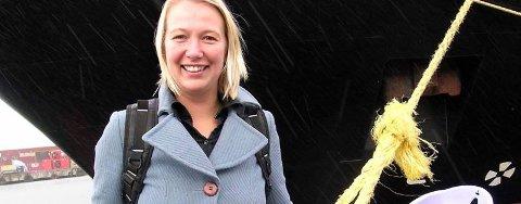 UAVHENGIG  AV OLJEN: RV mener Norge må utvikle alter-nativer til oljearbeidsplassene for  å redde miljøet og klimaet. (Foto: Martin Jøsevold )