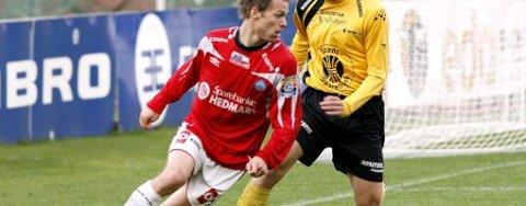 Magnus Sylling Olsen blir å se i KIL-drakta kommende sesong.
