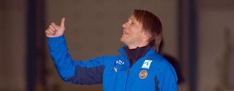 Steinar Nilsen, TIL-trener