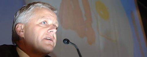 Axel Krogvig blir ny direktør i Norsk Tipping.