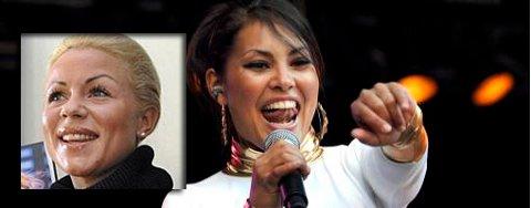 Mira Craig har skrevet en av låtene til den norske Grand Prix. Lene Alexandra skal mest sannsynlig opptre i Bodø.