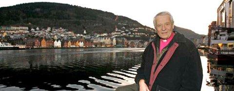 Biskop Ole D. Hagesæther går inn i sitt fjortende og siste år som biskop.