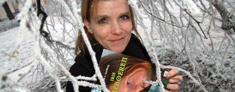SPENNENDE VINTER: En ny heltinne på den litterære norske arena for ungdom trer fram i rampelyset med Kristín A. Sandbergs hovedperson i en serie på fire bøker. Den neste boken om Iris kommer i april.