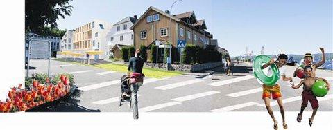 Gjesten-tomta: Bache Gabrielsens plass med historisk og kulturell sus, mener arkitekt Ole Møystad.