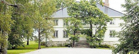 Caroline Marie Hagen kjøpte Vilberg gård for 27 millioner kroner.