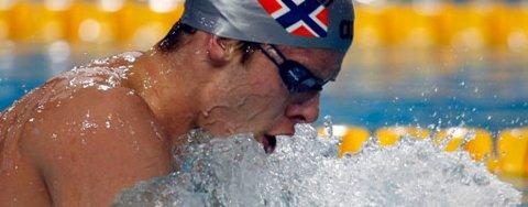 Alexander Dale Oen under EM i Nederland.