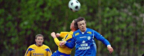 9f743c78 GOD: Martin Rognerud Hansen og Askim vant 3-1 over Anders Sæterdal og  Trøgstad