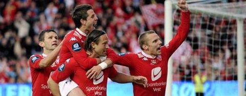 Tror du Brann vinner mot Bodø/Glimt? Si din mening på Offsiden!