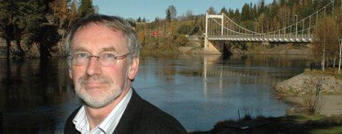 Stein Håland, Spydebergs ordfører gjennom 14 år er død.