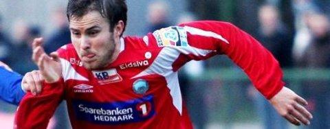 Ørjan Berg Hansen.