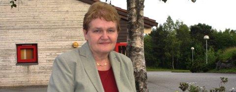 NYNORSK: Ingeborg Askeland vil ha det nye reglementet på nynorsk.