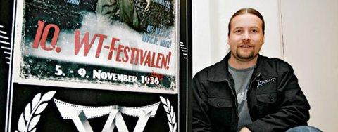- Vi kommer til å favne bredt. Vi har egne visninger for både barnehager og pensjonister. Men filmfestivalen på Os er først og fremst en festival for folk som liker film, sier Espen Hjertaas.