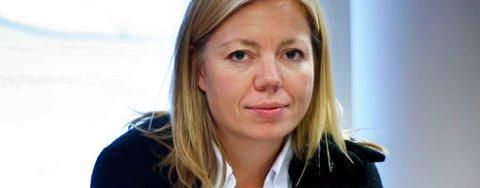 Redaktør i Bergens Tidende, Trine Eilertsen.