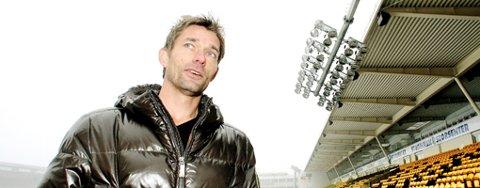 André Bergdølmo skal spille i 7. divisjon kommende sesong.