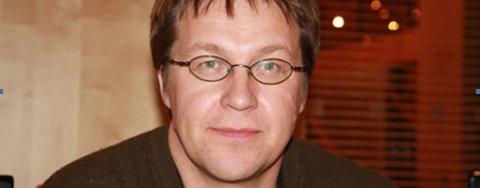 Kommunikasjonsdirektør Jan Roger Østby