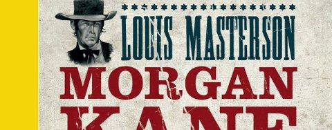 Aller Forlag relanserer 83 Morgan Kane-bøker, blant dem «Comanche!».