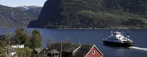 BEST I VERDA. Fjordlandskapet  toppar lista over i alt 133 vurderte reisemål på kloden. Arkivfoto: Johs H. Sekse