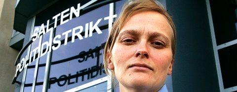 Linda Gade Thronæs er politiadvokat i Salten politidistrikt.