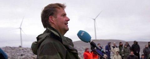 I praksis har Finnmark Kraft fått enerett for alle nye vindkraftutbygginger i Finnmark, sier styreleder Harald Larssen i FeFo, som også representerer en av åtte eiere i Finnmark Kraft. Foto: Inge Brox