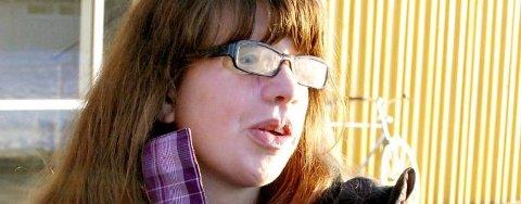 BRENNENDE HJERTE: Tanita Thomassen fra Brønnøysund har besøkt funksjonshemmete unge i Moldova, og må bare hjelpe. Nå håper hun at flere har lyst til å bidra. (Foto: Sigfrid Hagerup)