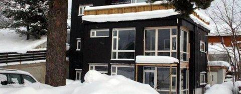 """I dag åpnet """"Huset på Haugen"""" i Lier utenfor Drammen, et passivhus, som skal være et fagsenter for energieffektive bygg."""