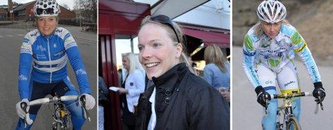 Thea Thorsen, Maren Haugli og Tina Andreassen tok en historisk bronsemedalje tirsdag kveld.