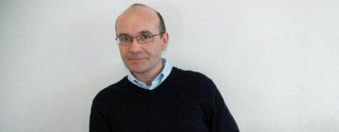 John Masvik er administrerende direktør i Finnmark Kraft AS.