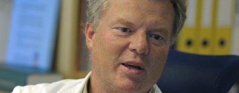 Lege og daglig leder på Ringerike medisinske senter, Øyvind Kjelsvik, mener ordningen med SMS-bestilling av time på dagen fungerer etter hensikten.