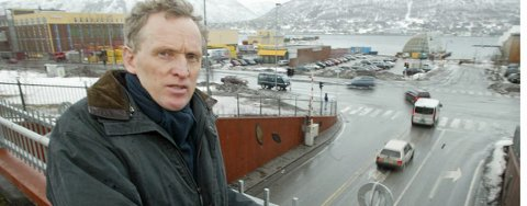 Regionveisjef Torbjørn Naimak er fornøyd med statsbudsjettet.