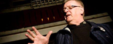 AVSLAG: Privatetterforsker Tore Sandberg fikk avslag fra riksadvokaten om å få utlevert beslag i Orderud-saken. FOTO:ARKIV
