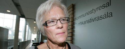 Irene Valstad Simonsen erkjenner at Tromsø kommune må bli bedre på HMS.