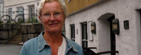 BERGET: Styreleder Anne-Lise Rian understreker at Fontenehuset skal bestå.