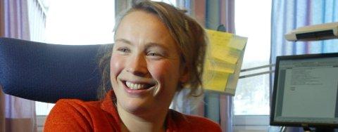 Sigrun Høgetveit Berg var skeptisk, men valgte likevel å takke ja da hun ble spurt om å bli med i Språkrådet.