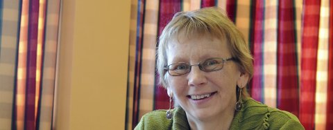 REISER: Ordfører i Nesseby, Inger Katrine Juuso, reiser til Oslo for å vise støtte til The BlackSheeps.