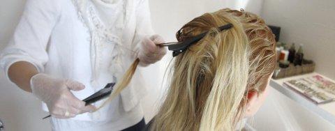 Det er allment kjent at hårfarge kan framkalle allergier.