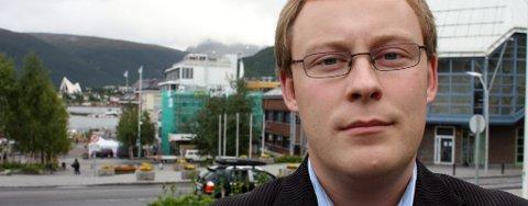 STEMPEL: Kristoffer Kanestrøm tror mange ikke tør ytre seg av frykt for å bli stemplet som høyreekstreme.