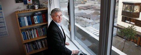 ba45c9b4 Ole Henrik Hjartøy (H) er både ordfører i Bodø og høyt gradert i  frimurerlosjen